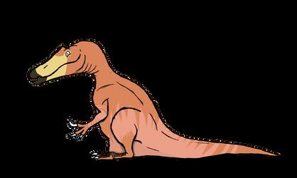 Suchi the Suchomimus