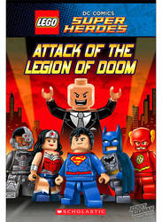 Lego DC Superheroes by Kenny Kiernan
