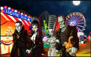 Halloween 2010 by DeuceOhNegative