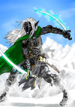 Drizzt Do'Urden FINISHED