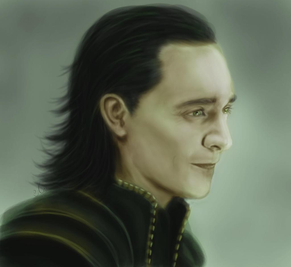 Loki by SilverSkywalker