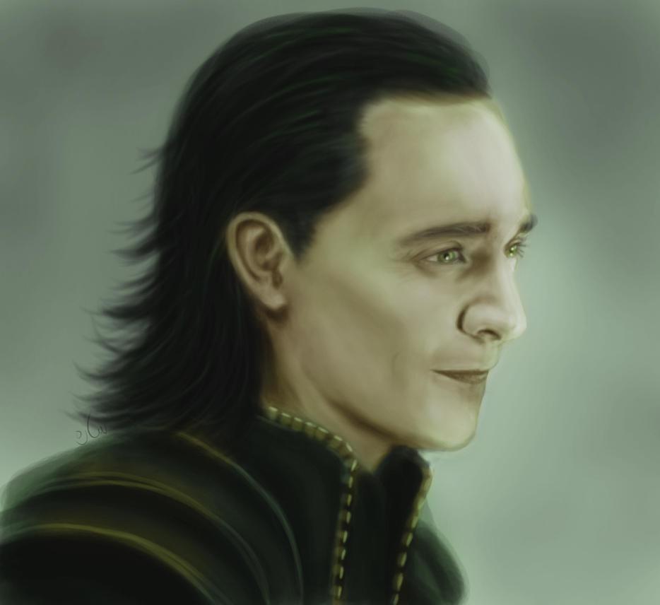 Loki by llSarall