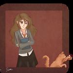Hermione Ganger