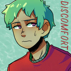 discomfort.png by TenebrousTone