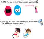 Q2 and 3 of Shugo Chara meme