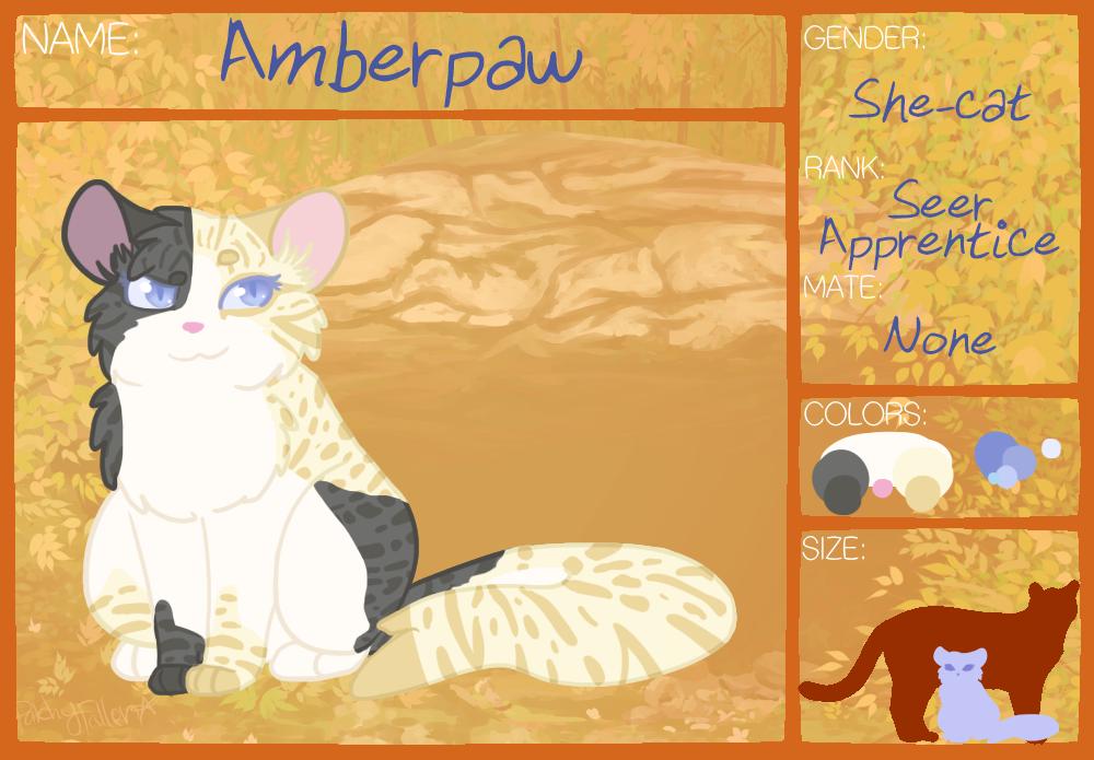 Amberpaw App by Corralfur