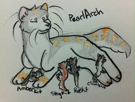 PearlArch's second litter