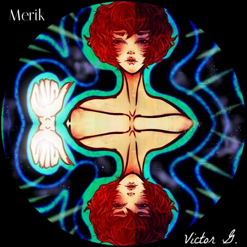 Merik-An Original character