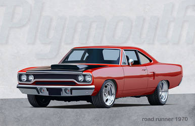 Plymouth-roadrunner