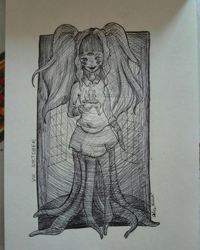 viii_inktober___alien_by_alicemisakiit-d