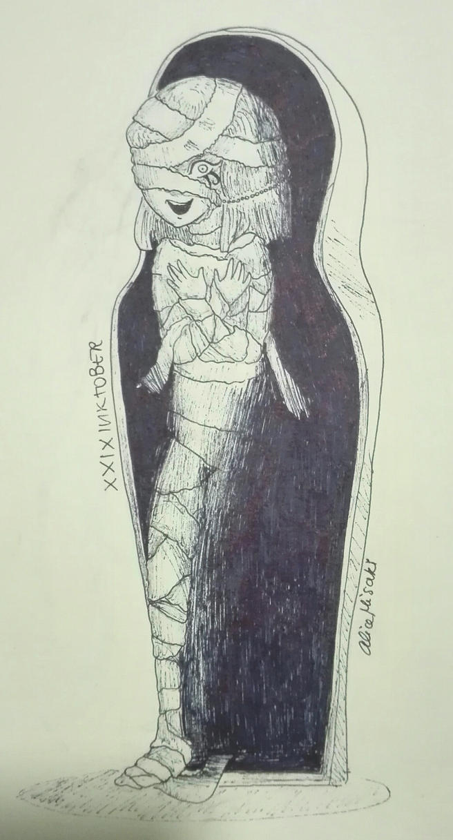 xxix_inktober_2018___mummy__by_alicemisa