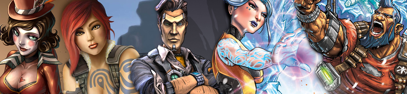 Borderlands 2 by LeDrill