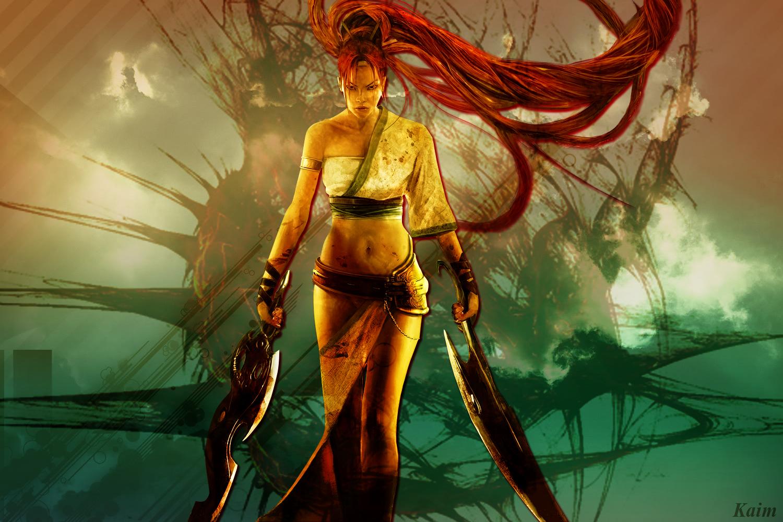 Nariko - Heavenly Sword by VKaim on DeviantArt