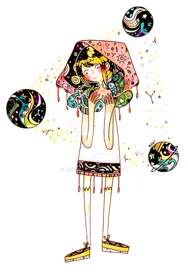 Peixes #03 by Kisukiie