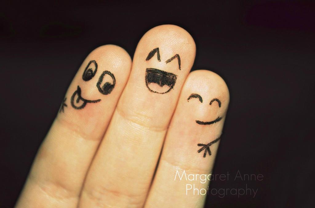 Finger Friends By Locks22 On DeviantArt