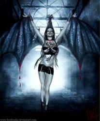 Vampire by bonbonka