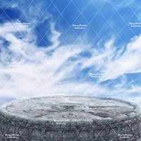 Ascension Stock Background by bonbonka