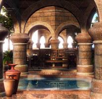 Exotic Places Stock Background 1 by bonbonka