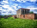 Medieval Castles Stock Background 3 by bonbonka