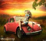 Summertime by bonbonka