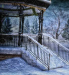Winter Places Stock Background 8