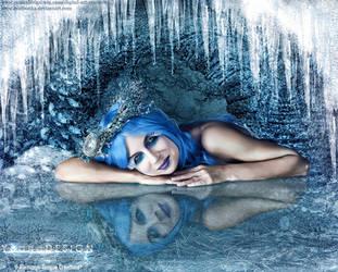 Frozen Beauty by bonbonka