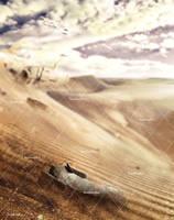 Cosmic Dunes Stock Background 1 by bonbonka