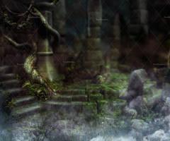 Oblivion Stock Background 7 by bonbonka