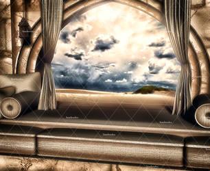 Exotic Places Stock Background 2 by bonbonka