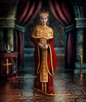 Queen Maria - wife of Tsar Peter I of Bulgaria