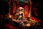 Infernal Solitude by bonbonka