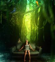 Jungle Dream by bonbonka
