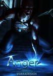 Anger Premade Book Cover Design
