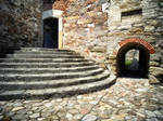 Medieval Castles Stock Background 10 by bonbonka