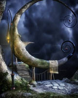 Mystic Places Stock Background 4 by bonbonka