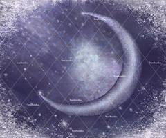 Midnight Fantasy Places Stock Background 6 by bonbonka