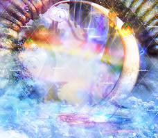 Ancient Magic Places Stock Background 4 by bonbonka