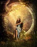 The Fairy Queen by bonbonka