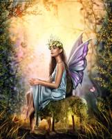 The Fairy Queen part 2 by bonbonka