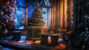 Dark Christmas 2020 by bonbonka