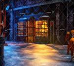 Dark Christmas 2 Stock Background 6 by bonbonka