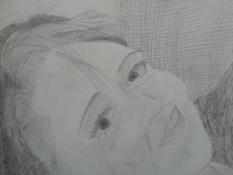 Portrait of Nina by CharlinsArt