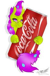 Nucleai Cola Soda Commission