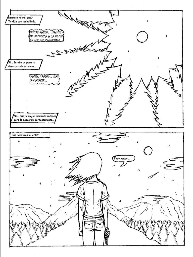 MATANZA (CARNAGE) Esp. Pagina 1 by Char911