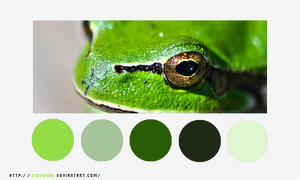 Color palette 003 by Giovyn86