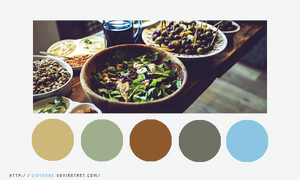 Color palette 006 by Giovyn86