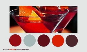 Color palette 020