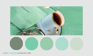 Color palette 027