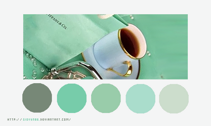 Color palette 027 by Giovyn86