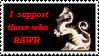 I support those who say Rawr by Akhrrana